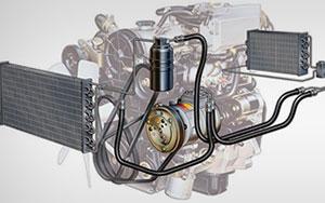 Промывка системы охлаждения воздуха в автомобиле